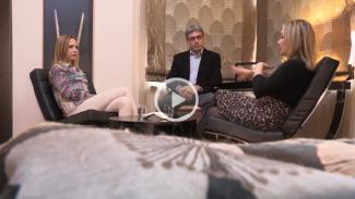 Több mint testőr interjú a TV2 -ben a kézi lézerrel kapcsolatban