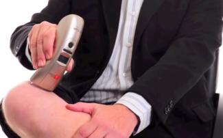 Porckorongsérvre, térdkopásra hatékony-e a lágylézer?